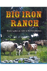 Literacy by Design  Leveled Reader 6-pack Grade 5, Level P Big Iron Ranch-9781418939939