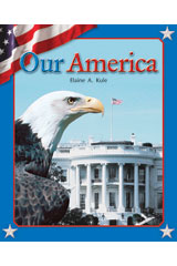 Literacy by Design  Leveled Reader 6-pack Grade 5, Level R Our America-9781418940027
