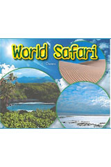 Literacy by Design  Leveled Reader 6-pack Grade 5, Level S World Safari-9781418940089