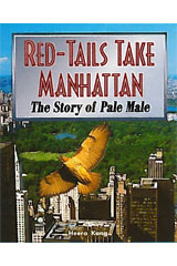 Literacy by Design  Leveled Reader 6-pack Grade 5, Level U Red-Tails Take Manhattan-9781418940195