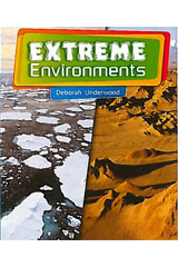 Literacy by Design  Leveled Reader 6-pack Grade 5, Level U Extreme Environments-9781418940201