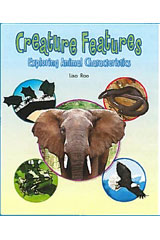 Literacy by Design  Leveled Reader 6-pack Grade 5, Level W Creatures Features-9781418940294