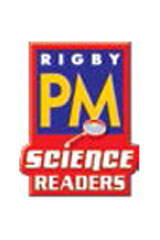 Rigby PM Science Readers  Teacher's Guide Red (Levels 3-5)-9781418942274