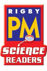 Rigby PM Science Readers  Complete Package Red (Levels 3-5)-9781418942311