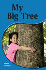 Rigby PM Shared Readers  Leveled Reader 6pk Red (Levels 3-5) My Big Tree My Big Tree-9781418942809