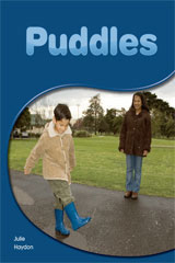 Rigby PM Shared Readers  Leveled Reader 6pk Red (Levels 3-5) Puddles Puddles-9781418942823