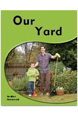 Rigby PM Shared Readers  Leveled Reader 6pk Red (Levels 3-5) Our Yard Our Yard-9781418942830