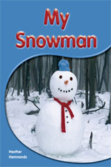 Rigby PM Shared Readers  Leveled Reader 6pk Red (Levels 3-5) My Snowman My Snowman-9781418942847