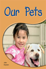 Rigby PM Shared Readers  Leveled Reader 6pk Yellow (Levels 6-8) Our Pets Our Pets-9781418942922