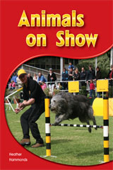 Rigby PM Shared Readers  Leveled Reader 6pk Yellow (Levels 6-8) Animals on Show Animals on Show-9781418942953