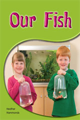 Rigby PM Shared Readers  Leveled Reader 6pk Yellow (Levels 6-8) Our Fish Our Fish-9781418942984