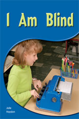Rigby PM Shared Readers  Leveled Reader 6pk Blue (Levels 9-11) I Am Blind I Am Blind-9781418943028
