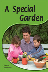 Rigby PM Shared Readers  Leveled Reader 6pk Blue (Levels 9-11) A Special Garden A Special Garden-9781418943066