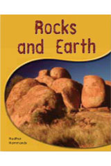 Rigby PM Shared Readers  Leveled Reader 6pk Green (Levels 12-14) Rocks and Earth-9781418943097