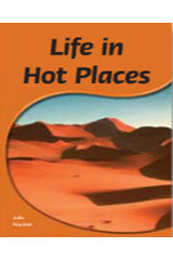 Rigby PM Shared Readers  Leveled Reader 6pk Green (Levels 12-14) Life in Hot Places-9781418943110