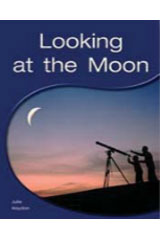 Rigby PM Shared Readers  Leveled Reader 6pk Green (Levels 12-14) Looking at the Moon-9781418943158