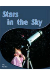 Rigby PM Shared Readers  Leveled Reader 6pk Green (Levels 12-14) Stars in the Sky-9781418943189
