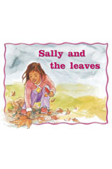 Rigby PM Stars  Leveled Reader 6pk Magenta (Levels 2-3) Sally and the Leaves-9781418943226