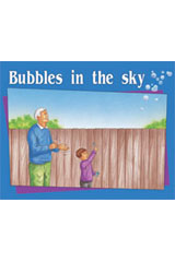 Rigby PM Stars  Leveled Reader 6pk Magenta (Levels 2-3) Bubbles in the sky-9781418943271