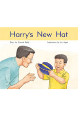 Rigby PM Stars  Leveled Reader 6pk Blue (Levels 9-11) Harry's New Hat-9781418943530