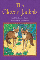 Rigby PM Stars  Leveled Reader 6pk Green (Levels 12-14) The Clever Jackals-9781418943677