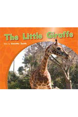 Rigby PM Photo Stories  Leveled Reader 6pk Red (Levels 3-5) The Little Giraffe-9781418943806