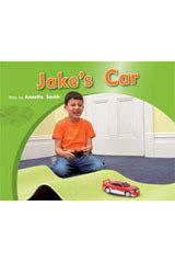 Rigby PM Photo Stories  Leveled Reader 6pk Red (Levels 3-5) Jake's Car-9781418943813