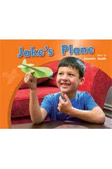 Rigby PM Photo Stories  Leveled Reader 6pk Yellow (Levels 6-8) Jake's Plane-9781418943974