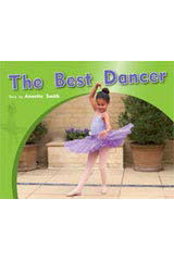 Rigby PM Photo Stories  Leveled Reader 6pk Blue (Levels 9-11) The Best Dancer-9781418943998