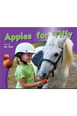 Rigby PM Photo Stories  Leveled Reader 6pk Blue (Levels 9-11) Apples for Tiffy-9781418944049