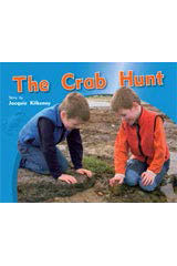 Rigby PM Photo Stories  Leveled Reader 6pk Blue (Levels 9-11) The Crab Hunt-9781418944063