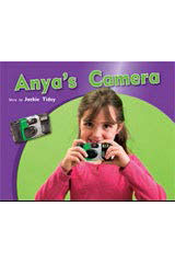 Rigby PM Photo Stories  Leveled Reader 6pk Green (Levels 12-14) Anya's Camera-9781418944148