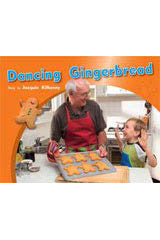 Rigby PM Photo Stories  Leveled Reader 6pk Green (Levels 12-14) Dancing Gingerbread-9781418944179