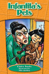 Steck-Vaughn On Ramp Approach Crossroads  Individual Student Edition Orange Infantita's Pets-9781418945237