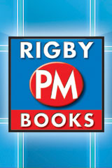 Rigby PM Books  Mini Bookroom (Level A-D)-9781418953546