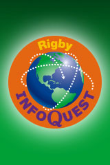 Rigby InfoQuest  Leveled Reader Bookroom Package Nonfiction (Levels Q-T) Mapping the World-9781418957360