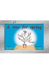 Rigby PM Platinum Collection  Leveled Reader Bookroom Package Blue (Levels 9-11) A Tree For Spring-9781418967444