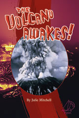 Rigby MainSails  Leveled Reader Bookroom Package Red The Volcano Awakes!-9781418971434