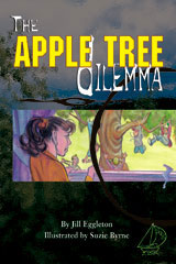 Rigby MainSails  Leveled Reader Bookroom Package Red The Apple Tree Dilemma-9781418971519