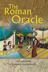 Rigby MainSails  Leveled Reader Bookroom Package Red The Roman Oracle-9781418971526