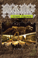 Rigby MainSails  Leveled Reader Bookroom Package Blue Dinosaurs: Giant Jigsaws-9781418971663