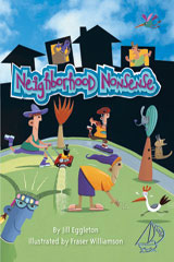 Rigby MainSails  Leveled Reader Bookroom Package Blue Neighborhood Nonsense-9781418971793