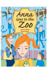 Rigby Focus Forward  Leveled Reader 10pk Anna Goes to the Zoo-9781418977467