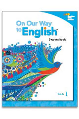 On Our Way to English  Writing Resource Guide Grade 1-9781418985424