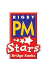 Rigby PM Stars Bridge Books  Single Copy Collection Turquoise-9781418985707
