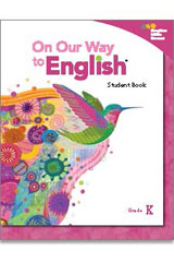 On Our Way to English  Vocabulary Cards Grade K-9781418986476