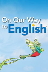 On Our Way to English  Vocabulary Cards Grade 3-9781418986506