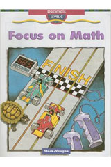 Focus on Math  Student Edition 10-Pack Grade 4, Level D Geometry-9781419003004