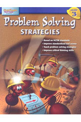 Problem Solving Strategies  Reproducible Grade 3-9781419005145