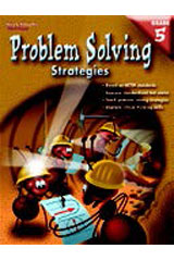 Problem Solving Strategies  Reproducible Grade 5-9781419005169